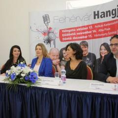 Fehérvár Hangja 2015 – Megvan a döntősök névsora
