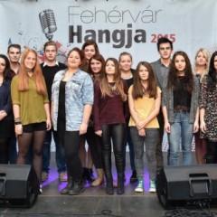 Fehérvár Hangja 2015 – Elődöntő