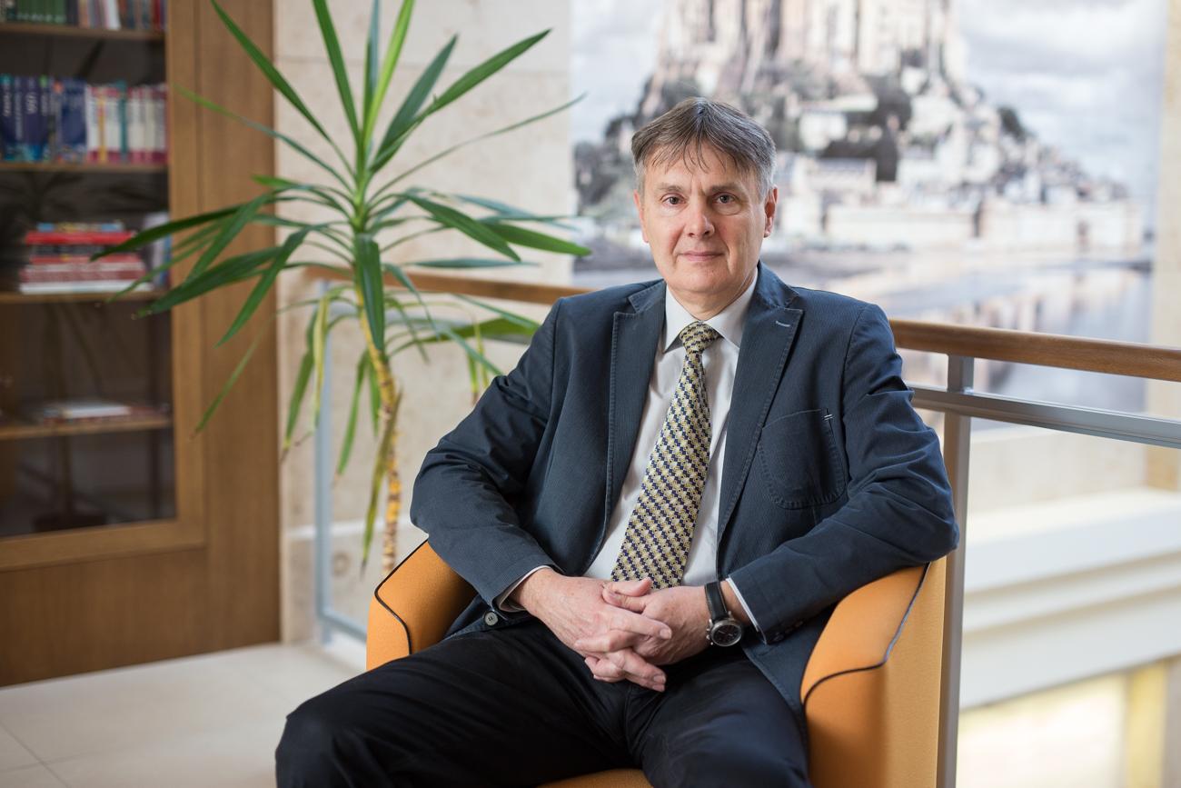 Ribi Péter, a Fehérvár Travel ügyvezető igazgatója